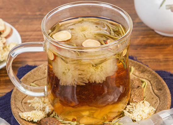 甘草金銀花茶怎么樣,喝它有什么好處