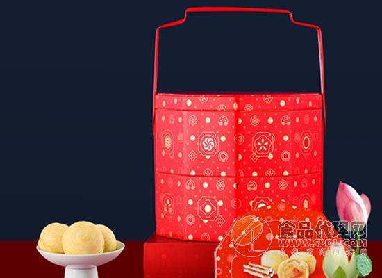 麥軒月餅禮盒價格是多少,沖擊你的味蕾