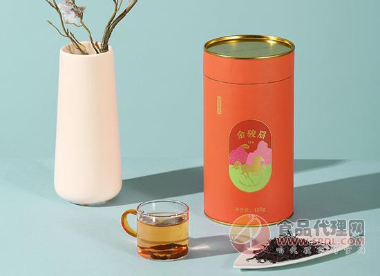 京東京造金駿眉紅茶怎么樣,7泡過后茶香依舊
