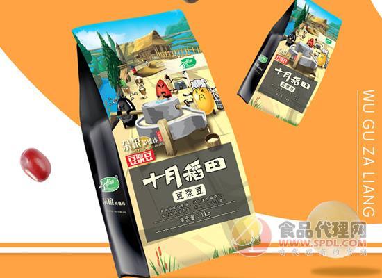 十月稻田豆漿豆價格是多少,5種原料均衡搭配