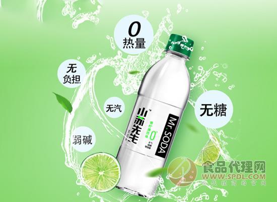 """小苏先生苏打水饮料怎么样,给生活做""""碱""""法"""