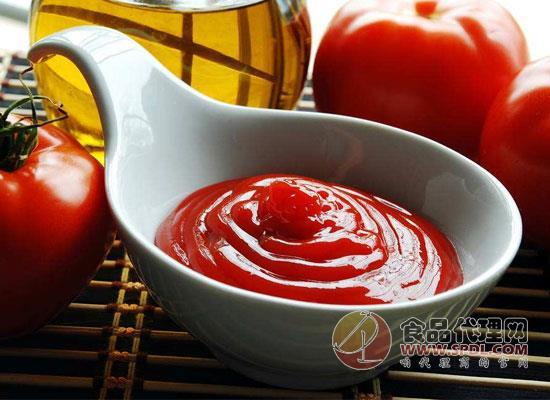 怎么用番茄做番茄酱,番茄酱可以做什么菜