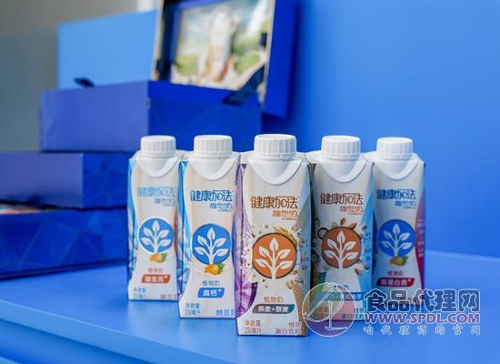 維他奶健康加法植物奶煥新上市,開辟植物奶新賽道