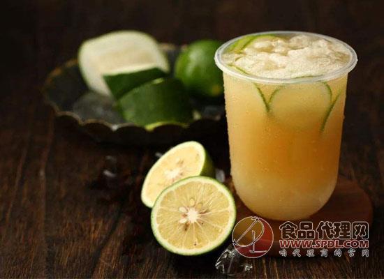 冬瓜檸檬茶的做法,喝冬瓜檸檬茶有什么好處