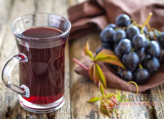 葡萄汁的搭配有哪些,喝葡萄汁时需要注意什么
