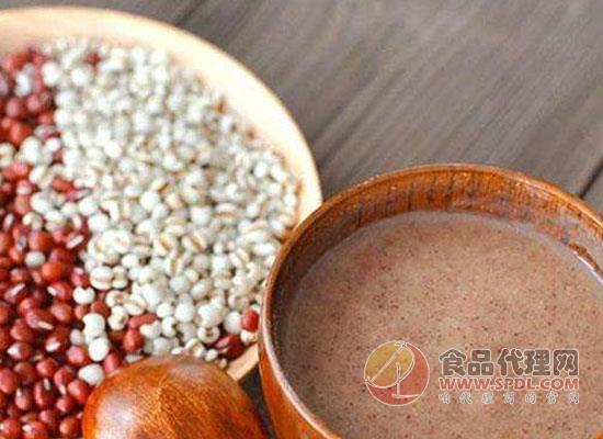 晚饭后喝红豆薏米粉好吗,什么时候喝它比较好