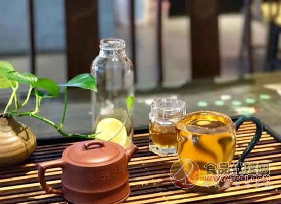 柠檬普洱茶的做法,柠檬普洱茶的好处与作用