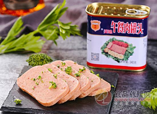 梅林午餐肉罐头可以直接吃吗,它还有什么吃法