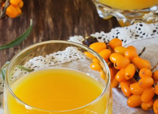 沙棘汁的制作方法,喝沙棘汁有什么好处