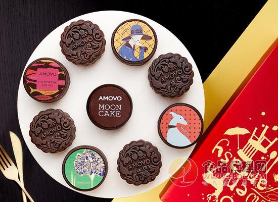 魔吻巧克力月餅好吃嗎,展現中秋節儀式感