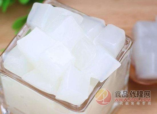 椰果罐头的营养成分,椰果罐头的椰果怎么做