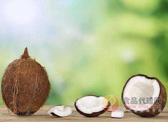 椰子汁热量高吗,喝椰子汁有什么好处