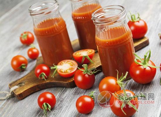 农夫山泉番茄汁,满满番茄营养喝出来