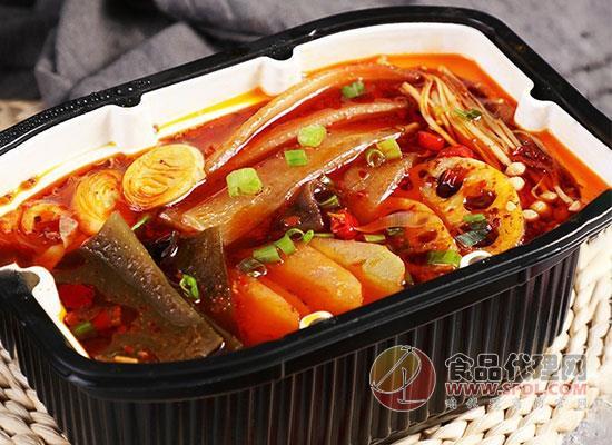 莫小仙自热火锅怎么样,还原火锅本身味道