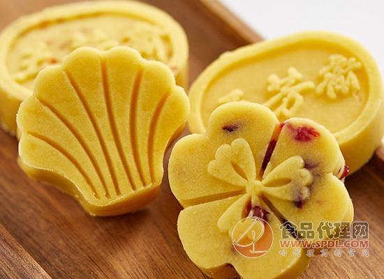 五芳斋绿豆糕价格是多少,采用伴手礼盒设计