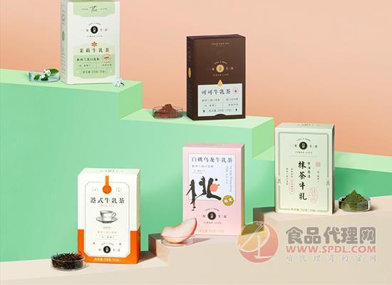 一包生活牛乳茶价格是多少,健康配料三分甜