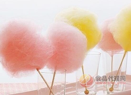 做棉花糖用的什么糖,棉花糖的制作原理