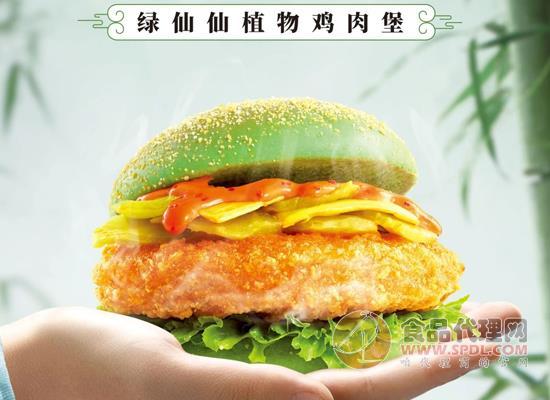德克士x星期零推出植物肉汉堡,全国2600多家门点同时上线
