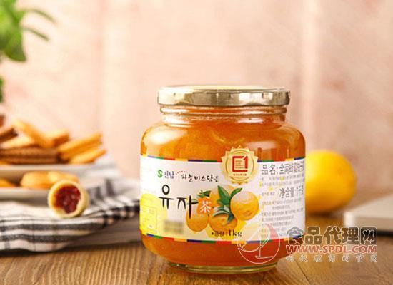 全南蜂蜜柚子茶,清新爽口盡享美味