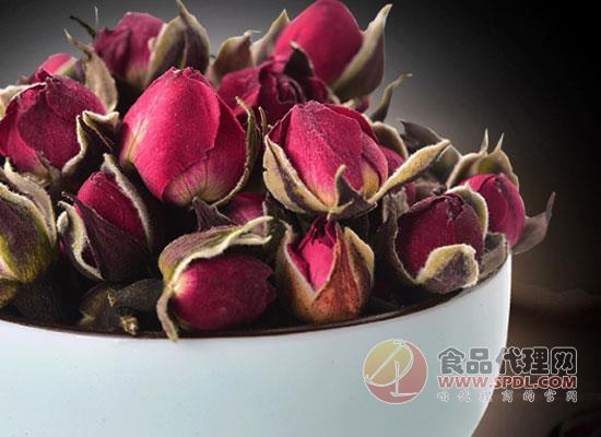 润弘永堂玫瑰花茶,养生滋补的好帮手