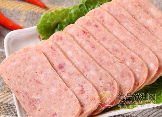 午餐肉罐头可以直接吃吗,午餐肉罐头通常怎么打开