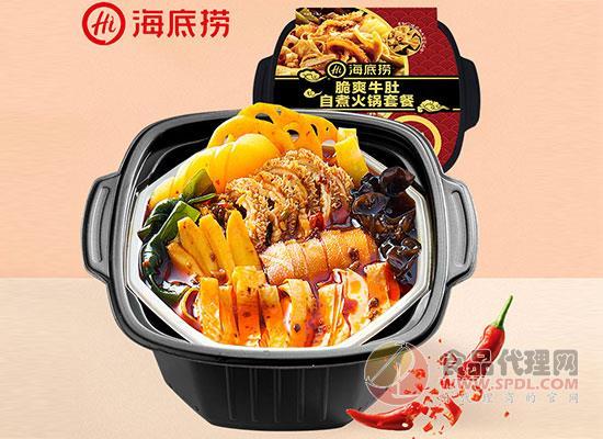 海底捞自热火锅怎么样,新鲜美味的高品质火锅