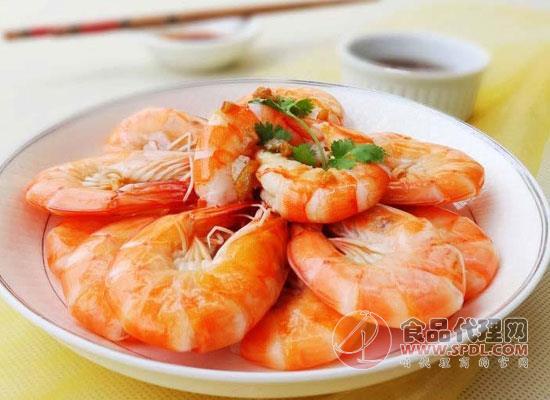 越南虾走俏国际市场,将在全球占有更大市场份额