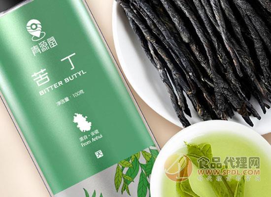 青源堂苦丁茶多少钱,炭火烘焙的优质苦丁茶