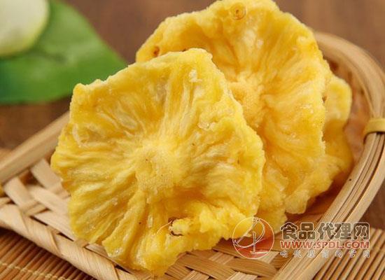 烤箱菠萝干的做法大全,适量吃菠萝干有什么好处