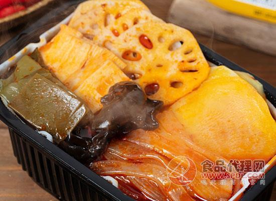 川娃子自热火锅,营养品质双在线的优质产品