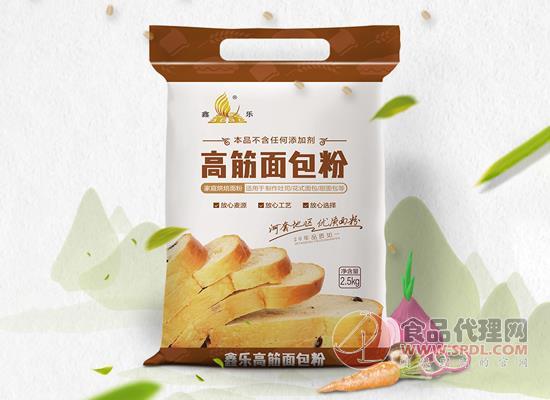 鑫乐高筋面包粉多少钱,来自阳光麦场