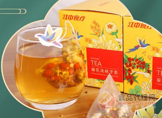 江中食疗菊花决明子茶怎么样,它究竟好在哪里