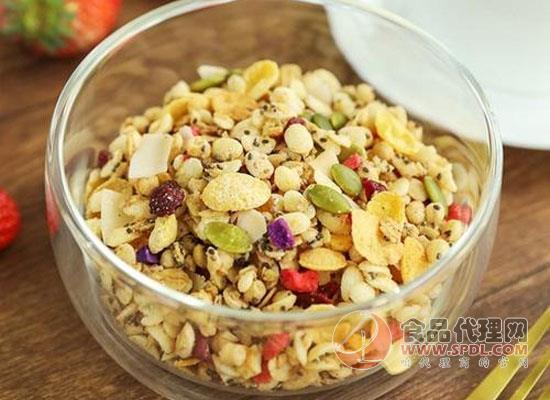 水果麥片的功效與作用,水果麥片不能和什么一起吃