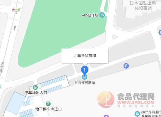 2021第12屆中國(上海)國際高端葡萄酒及烈酒展覽會交通路