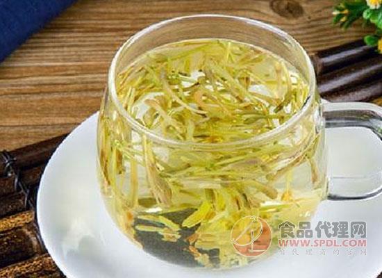 金銀花茶怎么泡,金銀花茶有什么好處