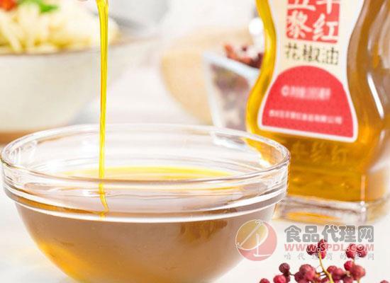 五丰黎红花椒油,厨房小白也能轻松驾驭的花椒油