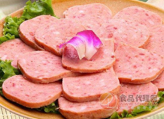 午餐肉罐头对身体有害吗,午餐肉罐头怎么打开