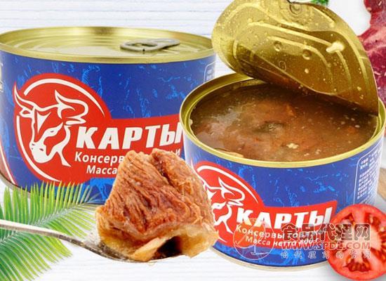 俄罗斯午餐肉罐头怎么样,怎么吃都好吃的午餐肉罐头
