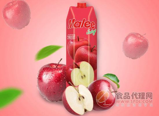 瑪麗蘋果汁怎么樣,新鮮蘋果才能做出的優質的果汁