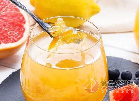 蜂蜜柚子茶的好處,蜂蜜柚子茶還有什么喝法