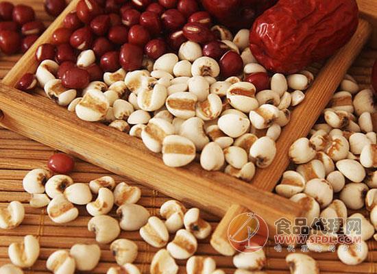 红豆薏米粉有副作用吗,喝红豆薏米粉有是什么好处