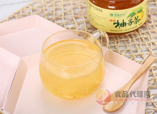 農協蜂蜜柚子茶多少錢,一杯好水滿滿維C