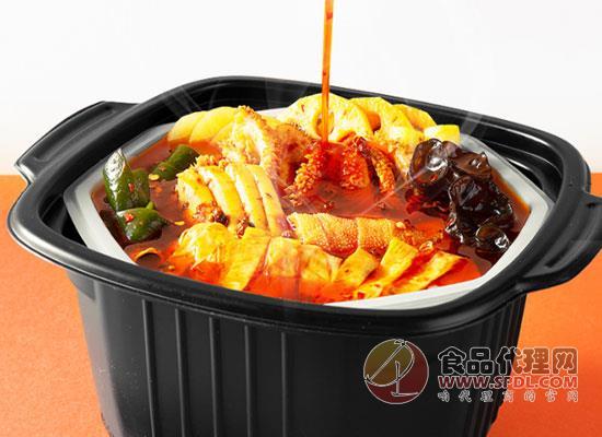 海底撈自熱火鍋一盒多少錢,方便好吃的新式火鍋