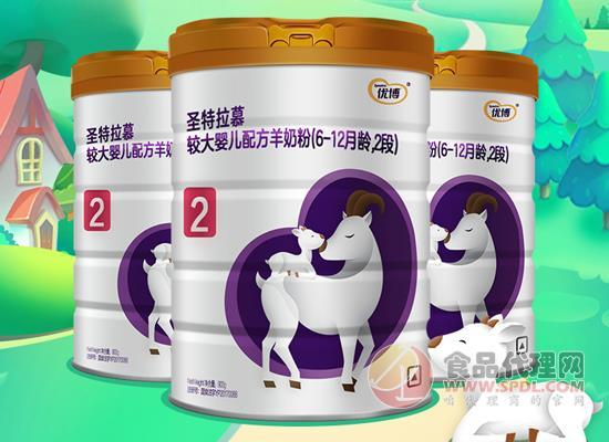 圣特拉慕羊奶粉好不好,采用乳糖配方设计