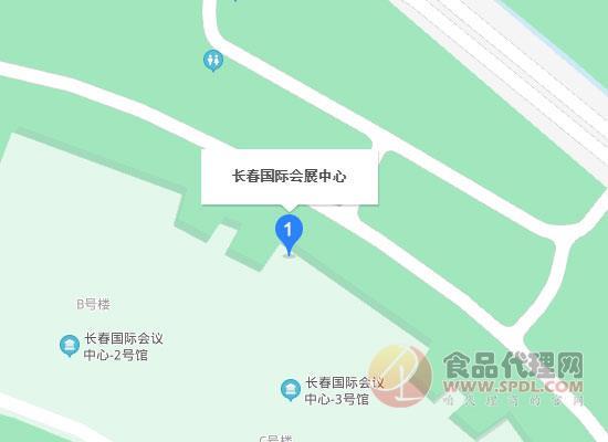 2021长春糖酒会(第29届)交通路线