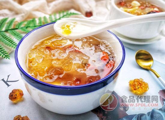 百合银耳莲子汤的做法,这样做更滑嫩