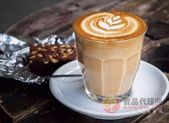 拿铁咖啡怎么喝,拿铁咖啡正确的喝法