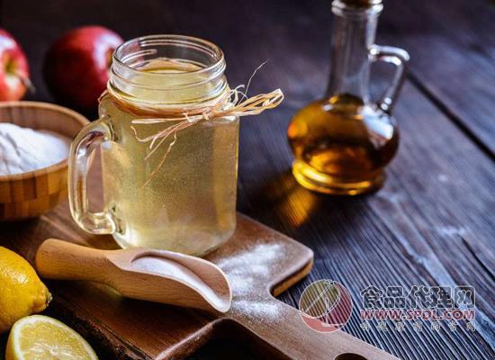 苹果醋的做法,这样做更方便