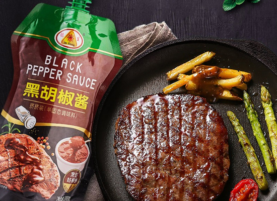 德生黑胡椒醬價格是多少,鮮香四溢
