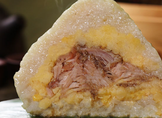 皇中皇速凍粽子價格,甘香軟糯的方便粽子